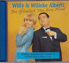 Willy&Willeke Alberti-De Glimlach Van Een Kind cd album