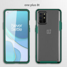For OnePlus 8T 5G 8 77 Pro Nord 7 Ultra Slim Shockproof Clear Matte Case Cover