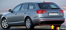 Audi Original A6 C6 Facelift 2008-2011 Avant Difusor Parachoques Trasero
