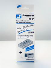 Viessmann 2315 bassa bordo carrello con propulsione Giallo +++ NUOVO IN SCATOLA ORIGINALE DCC + Sound