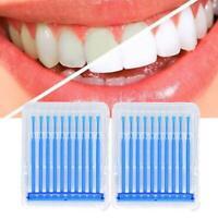 Dental Einweg-Klebstoff Spritzen Applikator für Zahnkronen-Porzellan Verblendung