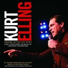 "KURT ELLING ""DEDICATED TO YOU-ELLING SINGS COLTRANE & HARTMAN"" CD NEU"