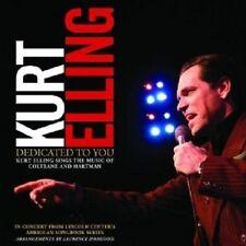 "KURT ELLING ""DEDICATED TO YOU-ELLING SINGS COLTRANE & HARTMAN"" CD NEU"