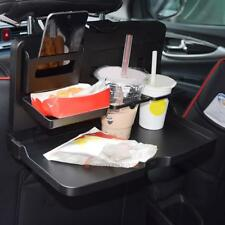 Car Dining Tray Front Seat Back Multi-functional Folding Drink Table Holder US