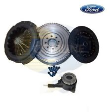 FORD TRANSIT TDCI MK7 2.4 6 SPEED FLYWHEEL AND CLUTCH KIT & CSC WITH BOLTS