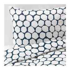 Ikea Flong Cotton Double Size Duvet Cover 4 PCases Set 200 x 200cm Brand New