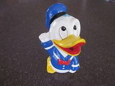 Donald Duck piggy bank Disney collectible