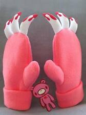 28CM Gloomy Bear Gloves Hand Puppet Animal Doll Party Cosplay Pink GBGL4821