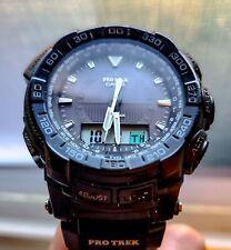 PRO TREK PRG550-1A9 Wrist Watch