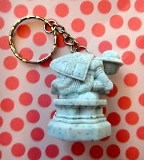 Harry Potter Custom Keychain - White Pawn from Wizard's Chess