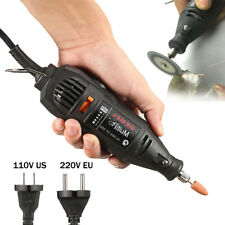 5 Variable Speed Electric Grinder Rotary Power DIY Repair Tools Mini Drill Kit