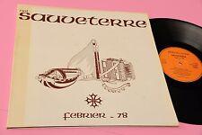 SAUVERETTE LP REGAS DEL CAUSSE ORIG 1978 NM !! TOP ACID FOLK !! GATEFOLD