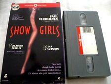 SNOW GIRLS _ VHS EX NOLO_ FILM COMMEDIA 1995
