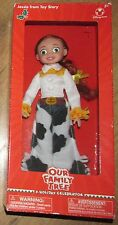 Disney Store Toy Story Jessie Our Family Tree Barbie style doll Cowgirl vintage