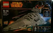 FREE SHIPPING! LEGO STAR WARS Imperial Star Destroyer 75055 (opened box)