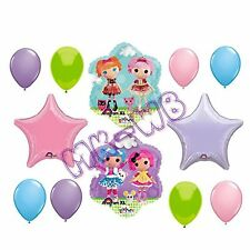 LALALOOPSY  Friends Together Balloons Party Set - 12pc