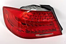 2010- BMW 3 Coupe E92 LCI Facelift Wing Tail Light Rear Lamp Left OEM