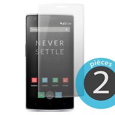 2 films protecteurs écran pour HTC OnePlus One