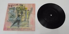 "Soft Cell Say Hello Wave Goodbye 7"" Single Black & Silver Label A2 B1 Press - EX"
