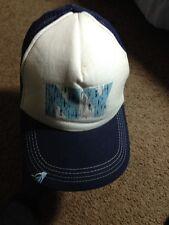 Roxy Baseball Cap Hat Snapback Blue GXN