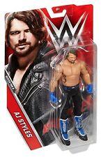 WWE Basic Series 68B AJ Styles Wrestling Action Figure TOY