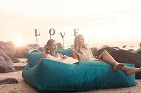Big Kahuna Indoor/Outdoor Bean Bag SO STRONG !!!! Commercial Fabric