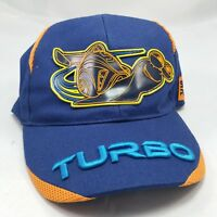 DreamWorks TURBO Movie Racing Team Baseball Cap Snail Hat Licensed NWT