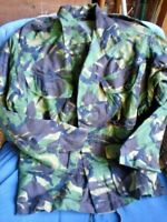 P1 HEAVY DUTY JUNGLE GREENS SMOCK COMBAT NATO PANTS W 80 CM JACKET 88 CM V/GOOD
