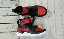 Nike Flare Lg QS AJ1 Jordan Serena Williams Black Red 878458 023 Tennis SZ 7