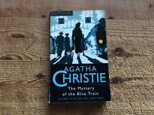 The Mystery Of The Blue Train By Agatha Christie.Poirot.Harper Collins.1994