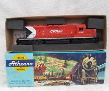 athearn ho 4806 CP RAIL 5762 Diesel switcher loco. Tested runner with cab light