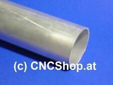 Aluminium Rundrohr Ø  60 x 2,0 mm, Alu Rohr, je 100 mm