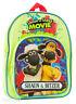 Shaun the Sheep Backpack Kids Girls Boys School Book Bag Luggage Toy Bitzer New