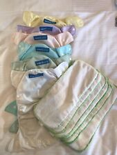 SmartiPants Cloth Diapers Lot Of 6