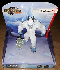 SCHLEICH ICE MONSTER 42448 BOXED WITH WEAPON