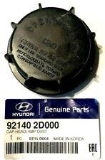 Genuine Head Lamp Light Dust Cap Cover OEM Santa Fe  Elantra Sonata Azera Equus