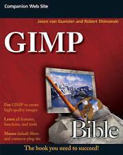 GIMP Bible-ExLibrary