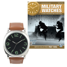 Italian Diver Watch 1940s Military Watches Collection & Magazines Issue 5