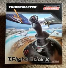 Thrustmaster T. Flight Stick X USB Compatible with PC & PS3 Joystick