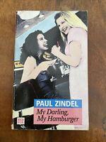 Paul Zindel - My Darling, My Hamburger - PB - (Acceptable) - 1992