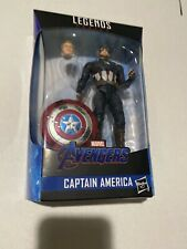 Marvel Legends Avengers Worthy Captain America Figure