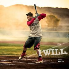 Bryce Harper poster wall decoration photo print 24x24 inches