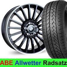 """17"""" ABE Radsatz KT15 BLB E45 Alufelgen Ganzjahresreifen für VW Passat Variant 3C"""