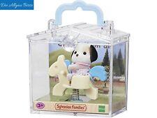 Sylvanian FAMILIES MINIBOX GATTO NEL CESTINO BABY BABY BABY GATTO CESTO Bambino personaggio