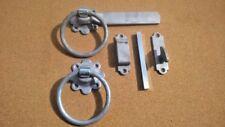 Ring latch field gate wooden gates fencing farm small holding door garden lock