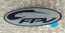 Ford Falcon BA BF FG Barra engine rocker cover FPV BADGE F6 GT GTP GT-F GS decal