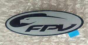 Ford Falcon BA BF Barra engine rocker cover FPV BADGE F6 GT GTP GT-P decal