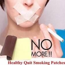 10Pcs Quit Smoking Stop Smoking Cessation Patch Natural Herbal Nicotine Patches
