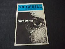 FARRAH FAWCETT Extremities PLAYBILL 1983 NYC Westside Arts Theatre Off Broadway