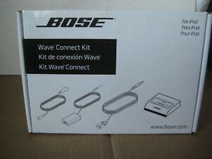 Bose Wave Music System Connect Kit for iPod